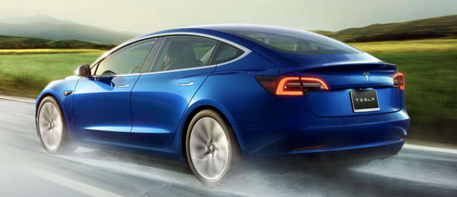 圖/擺脫疫情陰霾!Toyota RAV4強勢奪冠、Tesla Model 3滿血回歸。