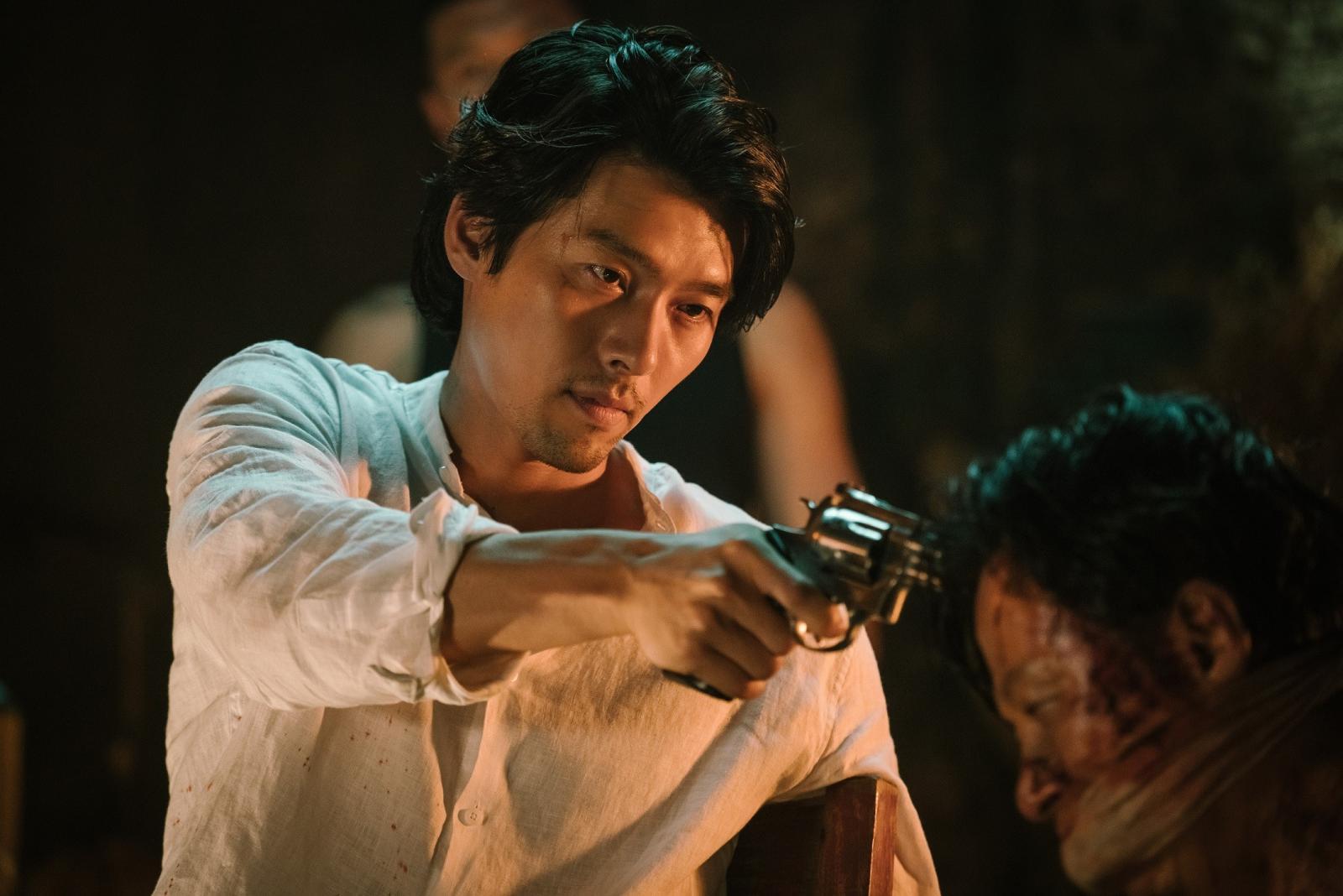 韓國首部正式以協商、談判為主題的犯罪娛樂片,描述「史上最凶惡人質綁架案」