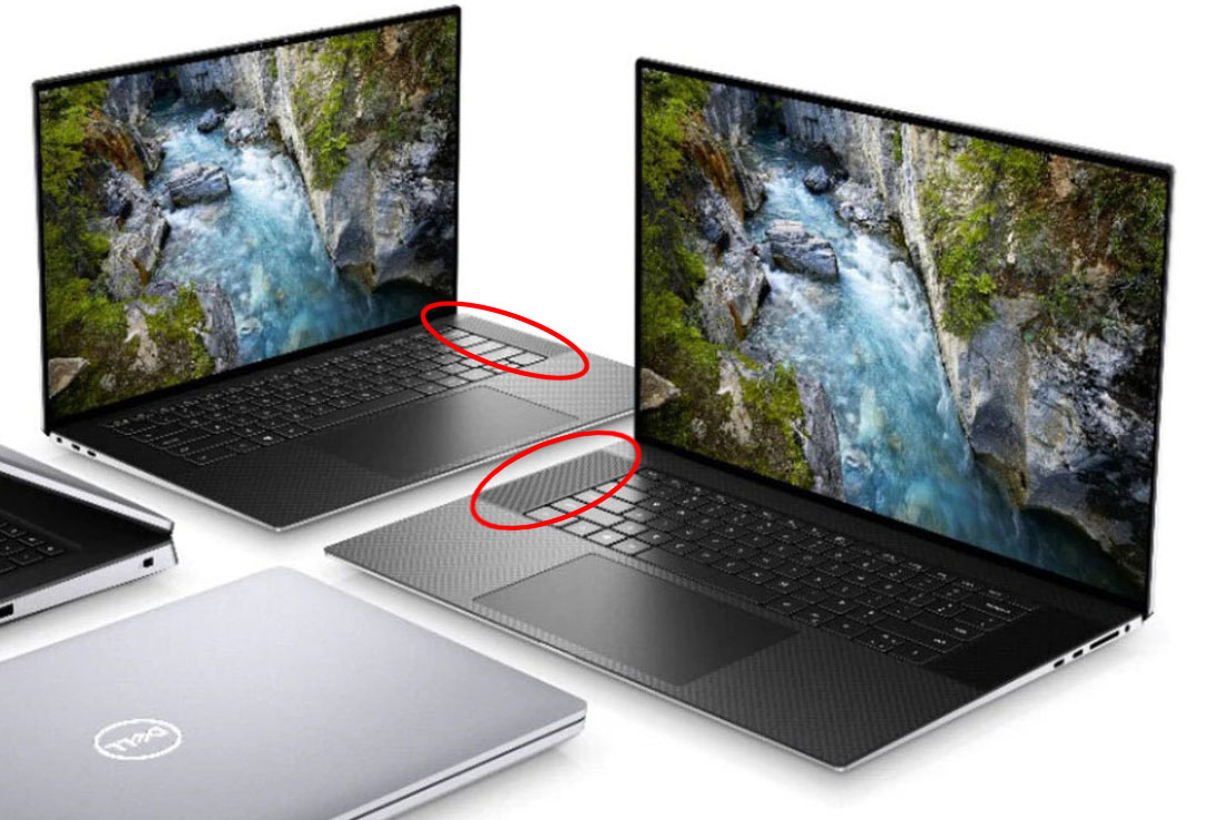 DELL XPS 15-17 2020