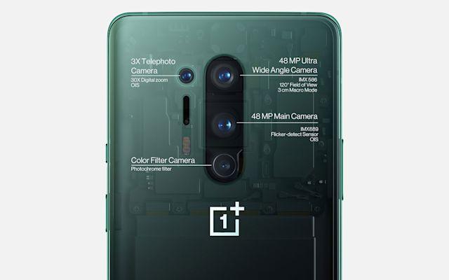 OnePlus 8/Pro