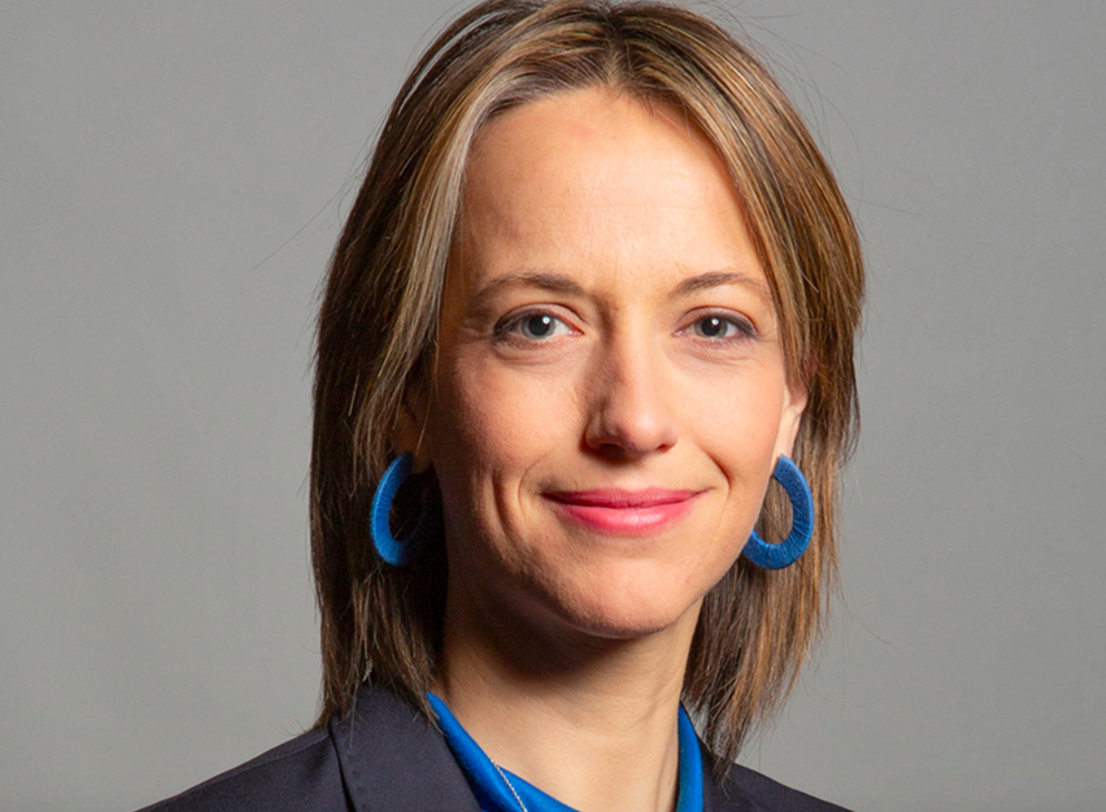 Care minister Helen Whately said NHS staff were being notified of the inaccuracy of early coronavirus tests. (Parliament.uk)