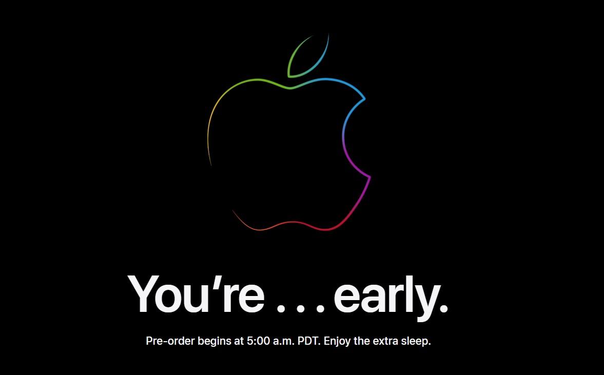 iPhone SE PreOrder