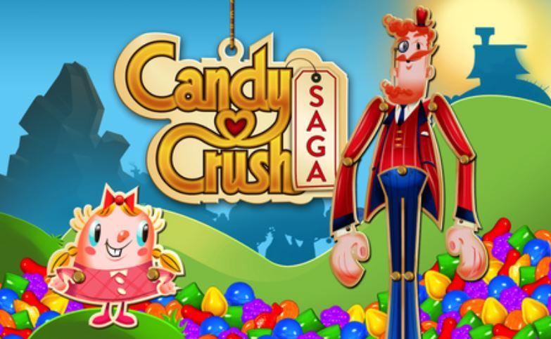 Candy Crush 至今仍然有龐大用戶,是宣傳的好方法。(圖源:Candy Crush)