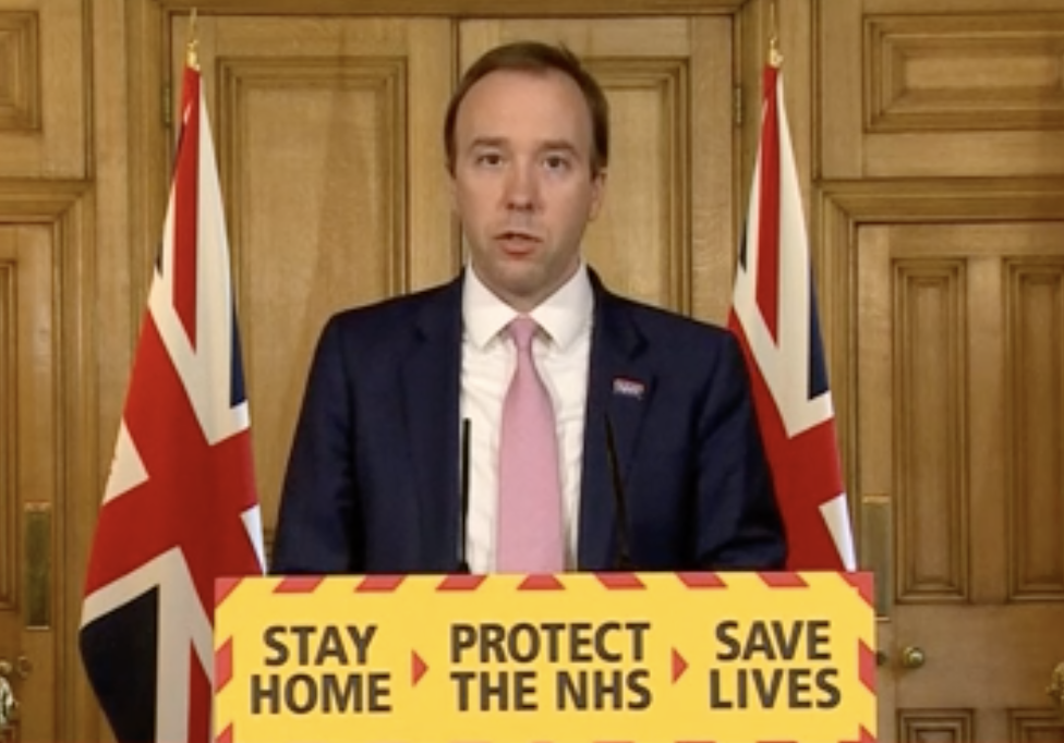 Families of NHS and social care staff who die from coronavirus in the course of 'essential frontline work' will receive a £60,000 payment, health secretary Matt Hancock has announced.