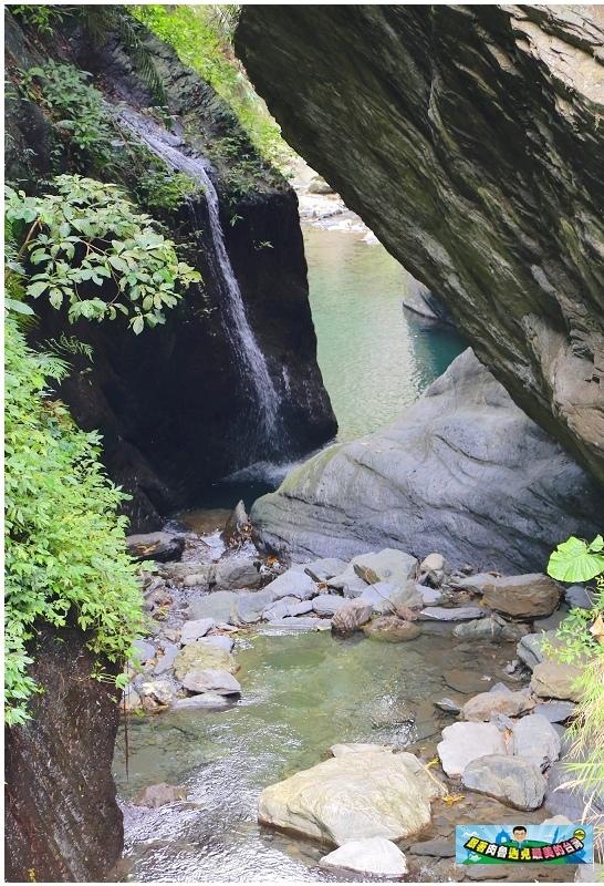 屏東|神山瀑布