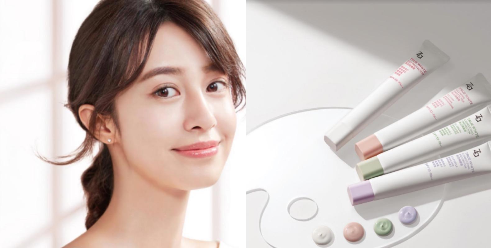 不只校色更能持粧,一抹就讓肌膚有美肌濾鏡光,添加「持粧小磁鐵」特殊磁力科技,能使吸附底粧更持久。