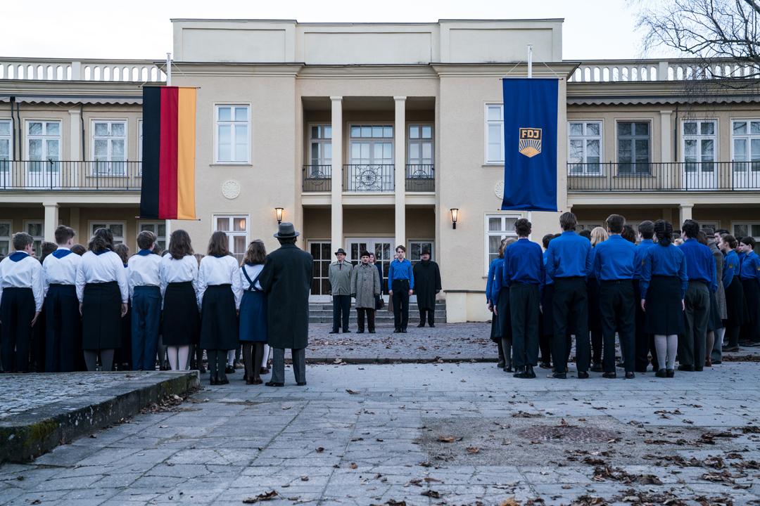 德國版「返校」《無聲革命》再次證明歷史不會被遺忘