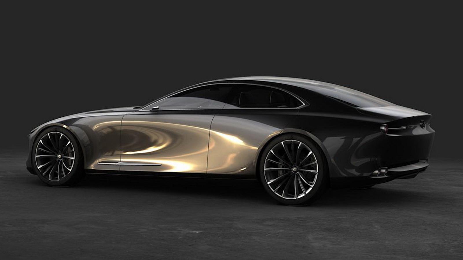 圖/下一代Mazda6可能採用與Toyota相同的直列六缸引擎,最大功率可達到350,強悍性能令人期待。
