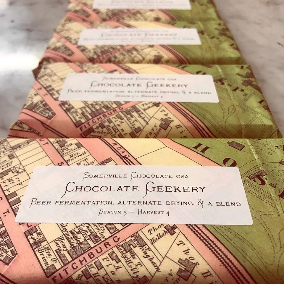Somerville Chocolate CSA