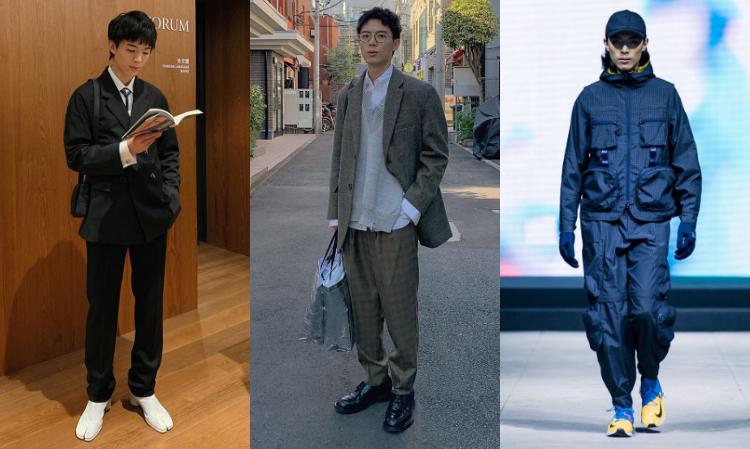 台大機械系畢業的李心閎天生有張文青臉,不僅是許多服飾品牌爭相力邀拍攝廣告的模特兒,也曾在文博會演繹Nike潮鞋引起話題
