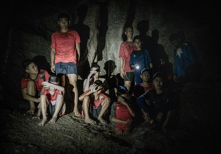 取材自泰國真實事件,全球救難菁英竭力搶救!