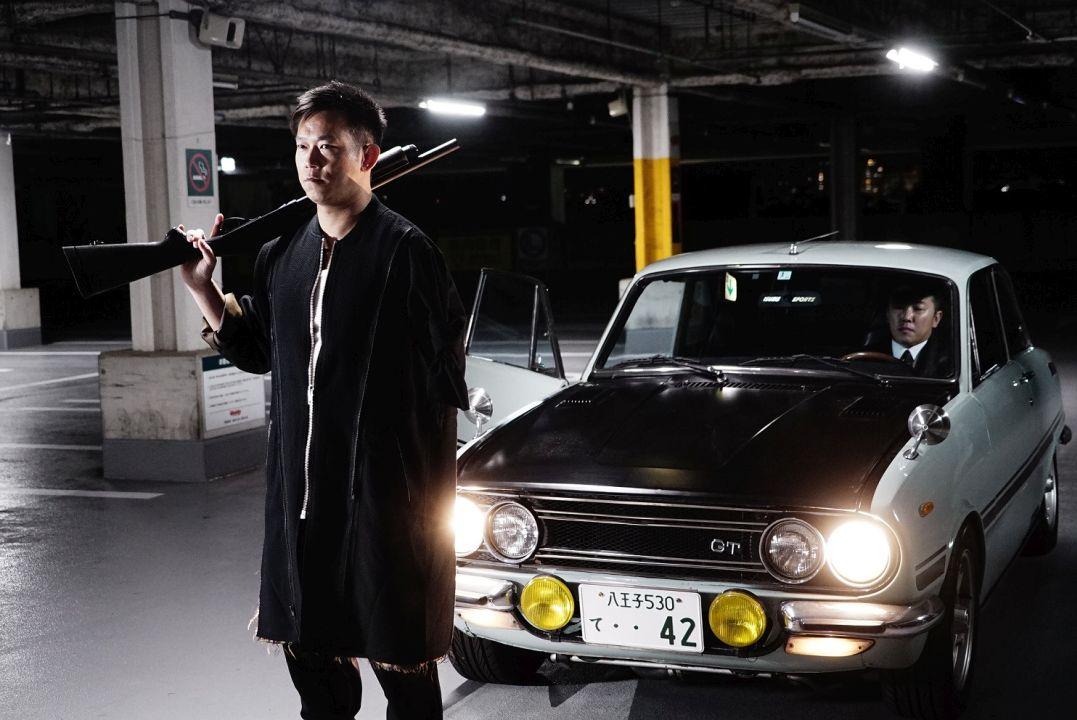 「日本暴力大師」三池崇史新作驚見台灣演員