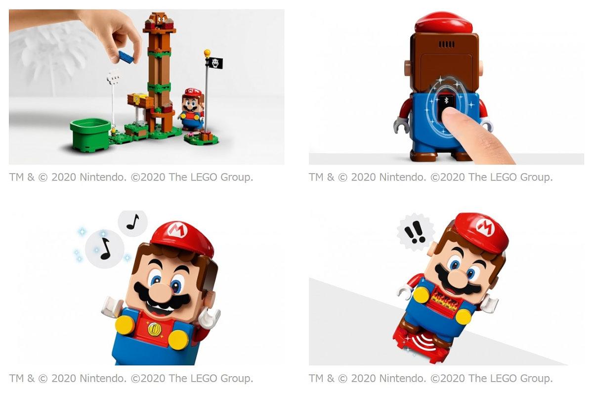 Lego SuperMario