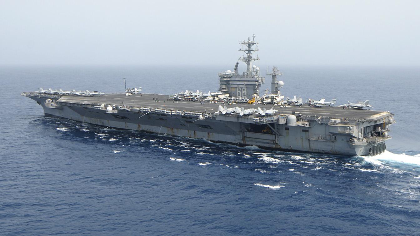 Coronavirus: First sailor on virus-stricken USS Roosevelt dies