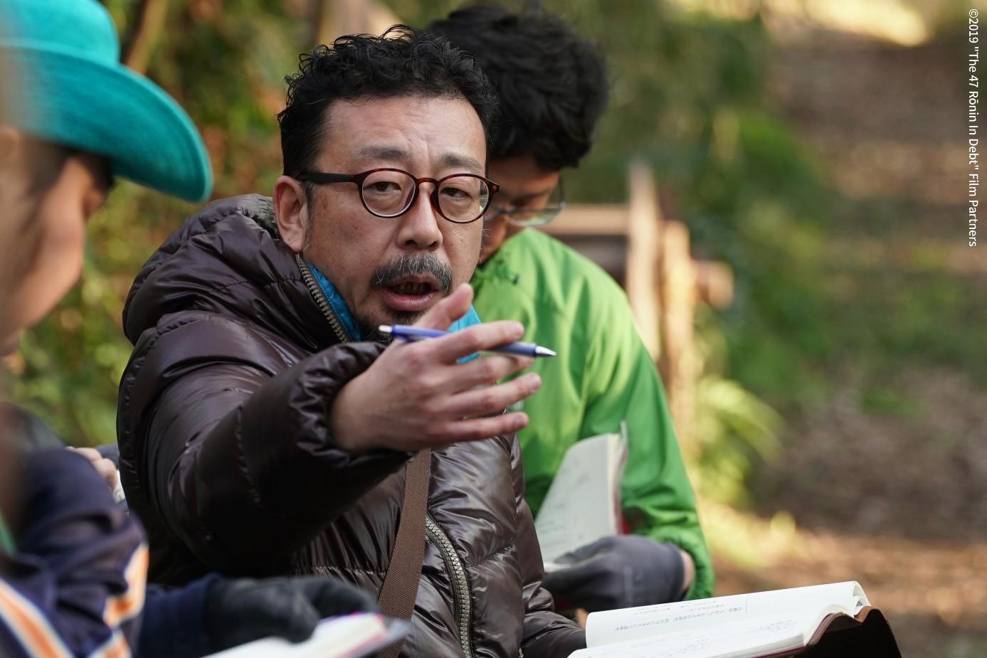 《浪人47愁钱中》导演中村义洋不顾颜面发狂誓拒拍''浪人 ''