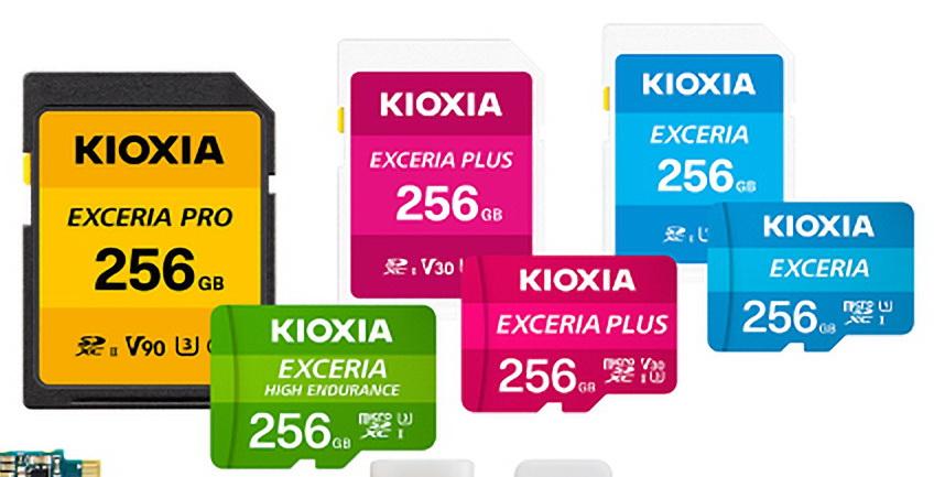 KIOXIA Consumer Prod.