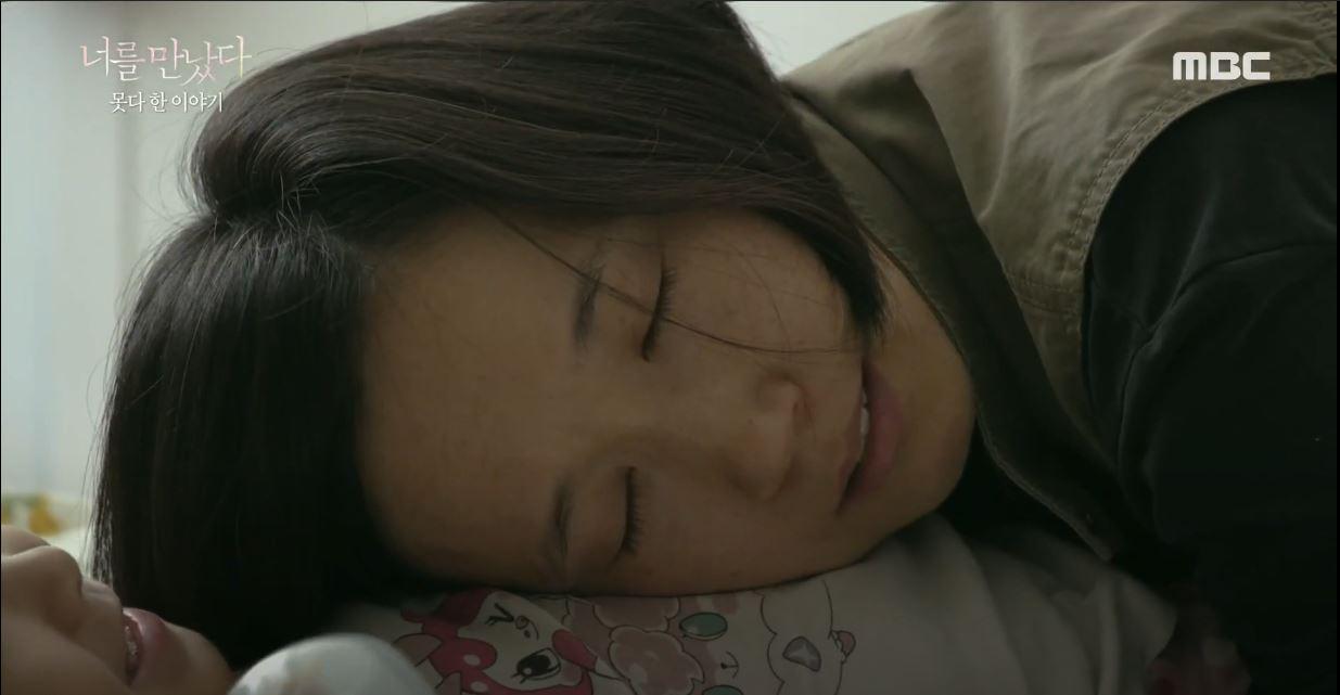 為何母親智星會如此想再見女兒娜妍一面呢?