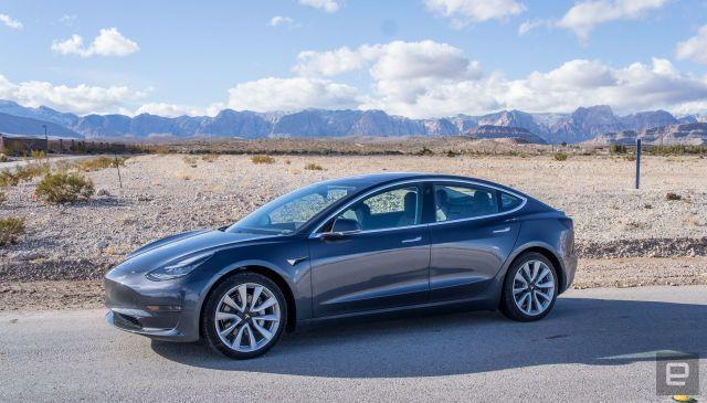 Tesla Million Mile