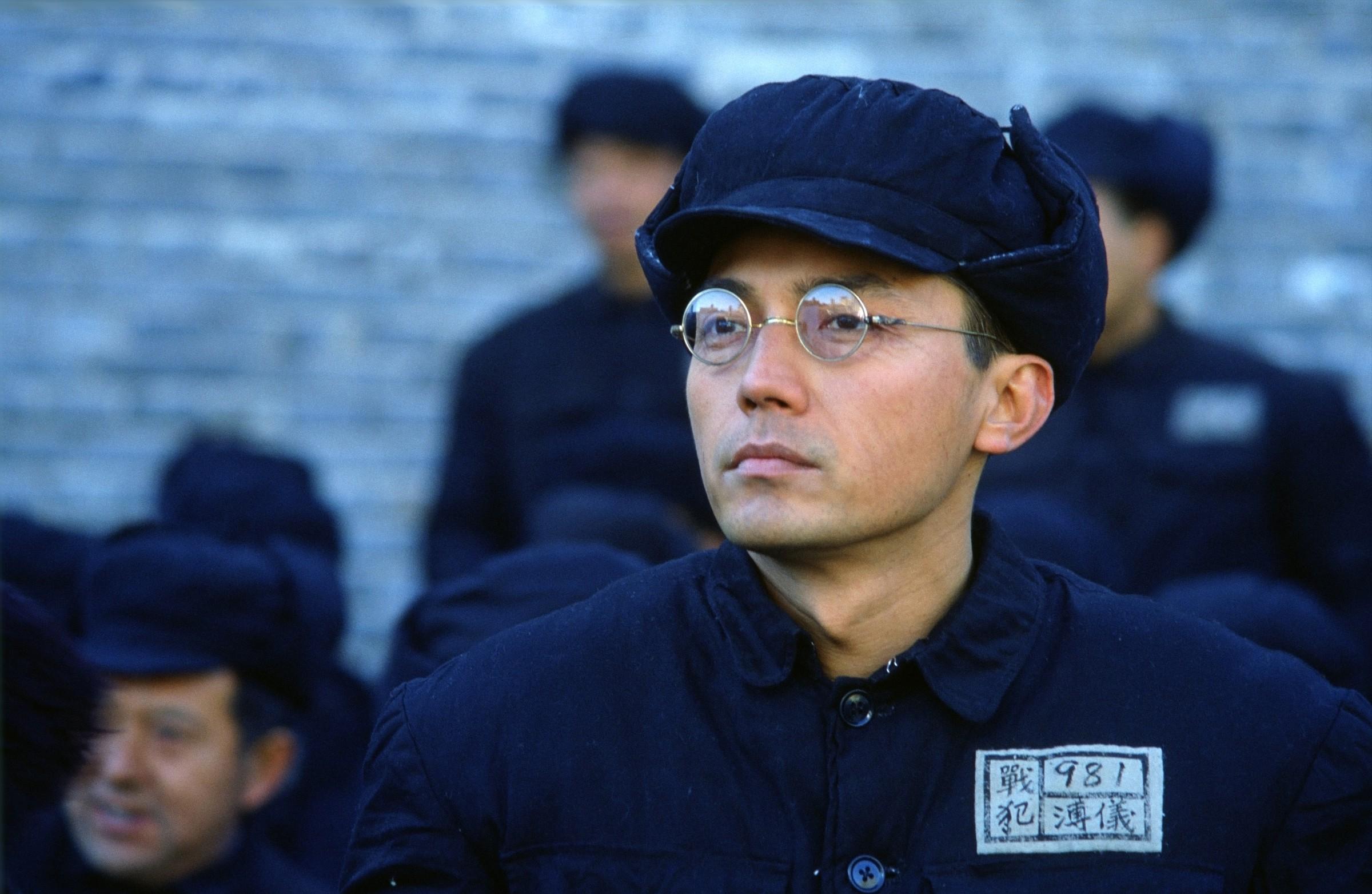 《末代皇帝》尊龍精湛演技讓他一舉入圍金球獎「最佳戲劇類電影男主角」