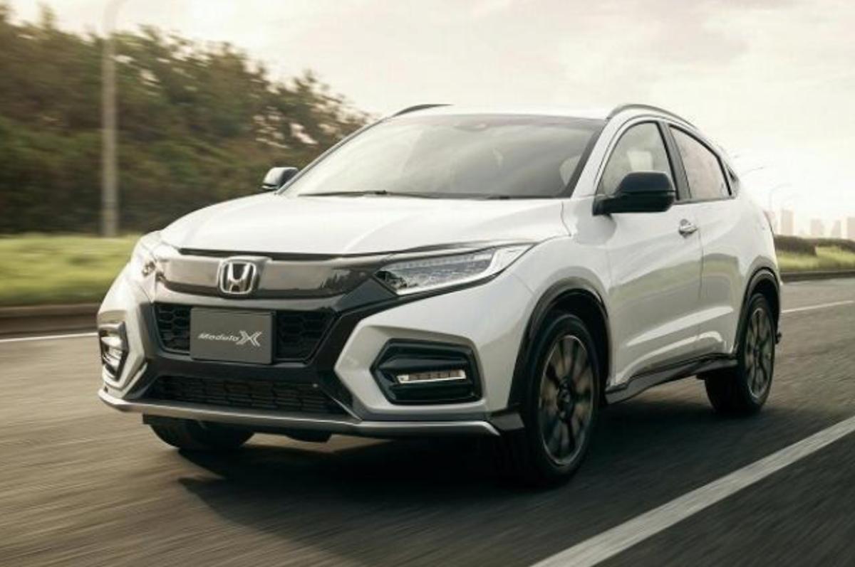 新一代 HR-V 將會換上全新的底盤,並改為轎跑式 SUV 風格。圖為現行版本。