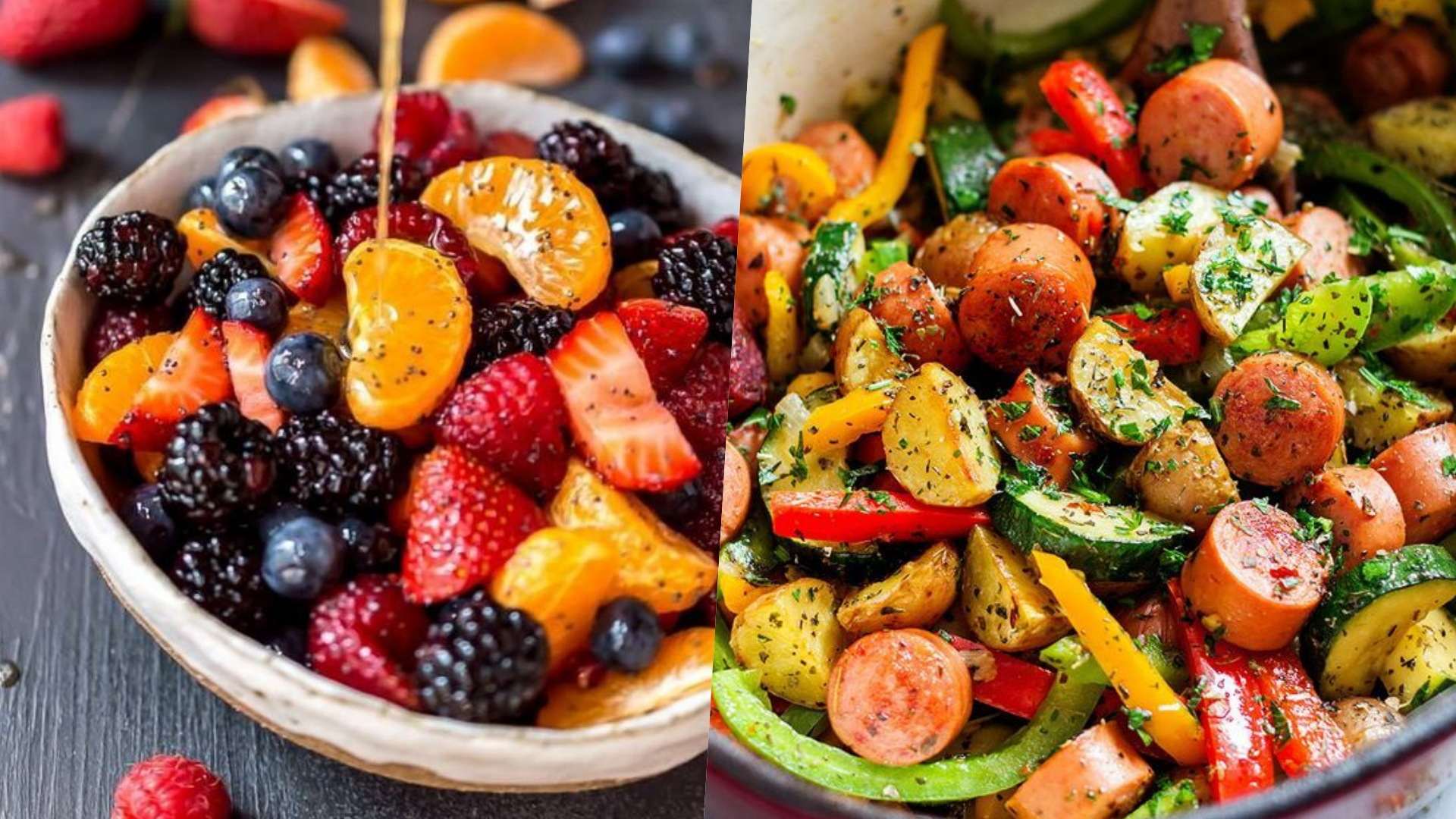 多吃各種新鮮蔬果,也是養髮的一大秘訣!