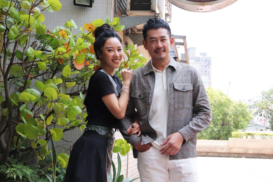 《做工的人》柯叔元(右)與方宥心(左)在劇中有精彩對手戲_大慕影藝提供