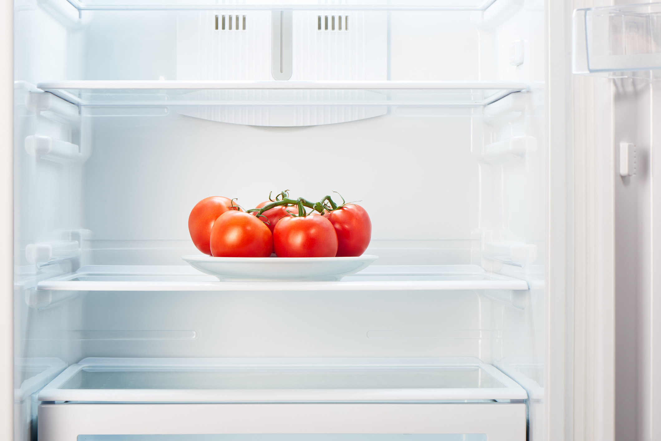 Should tomatoes be kept in the fridge? (Getty Images)
