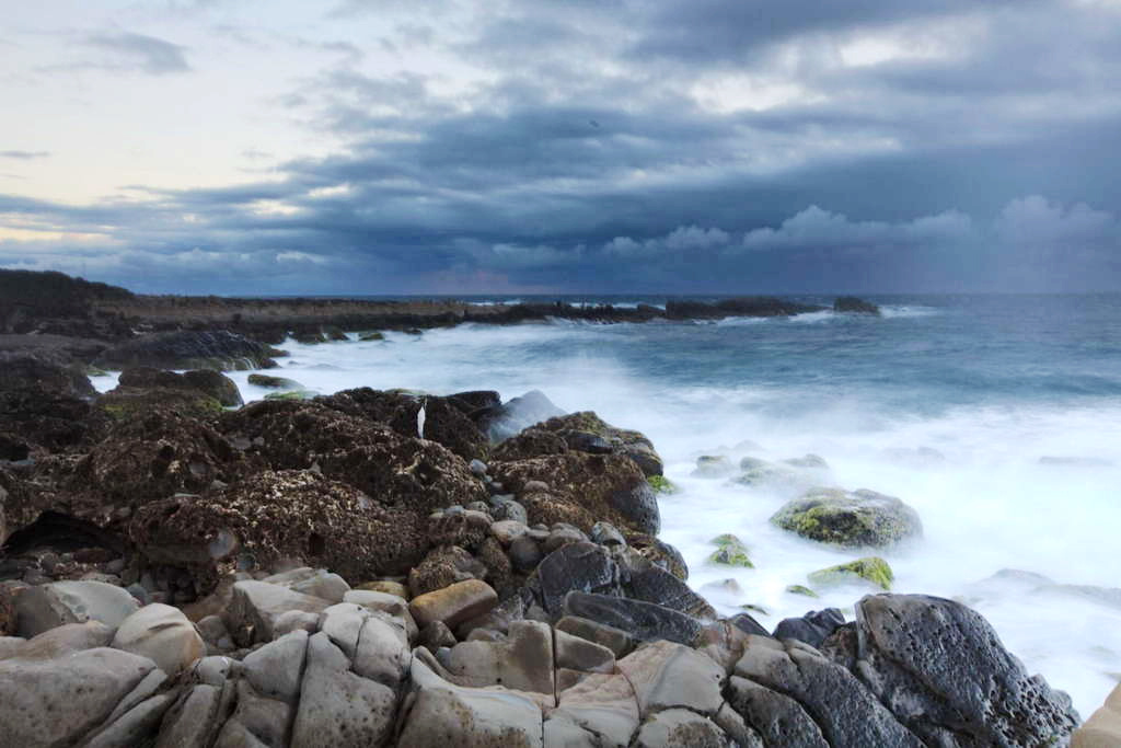 小野柳有著造型多變的海蝕景觀(圖片來源:台東觀光旅遊網)