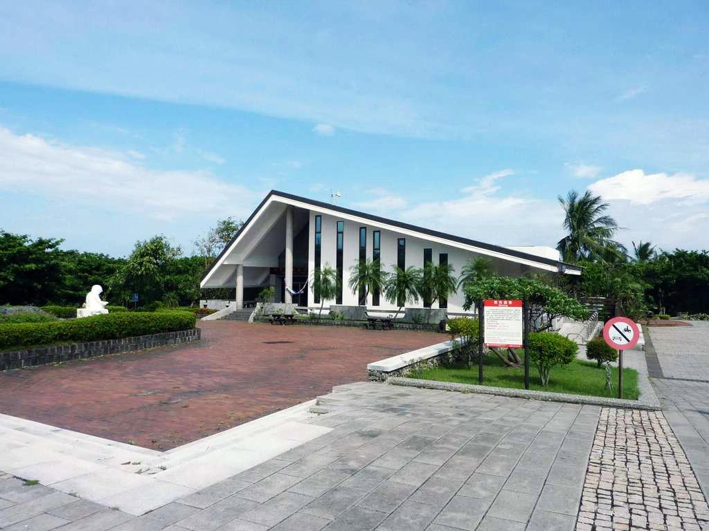 小野柳遊客中心(圖片來源:台東觀光旅遊網)