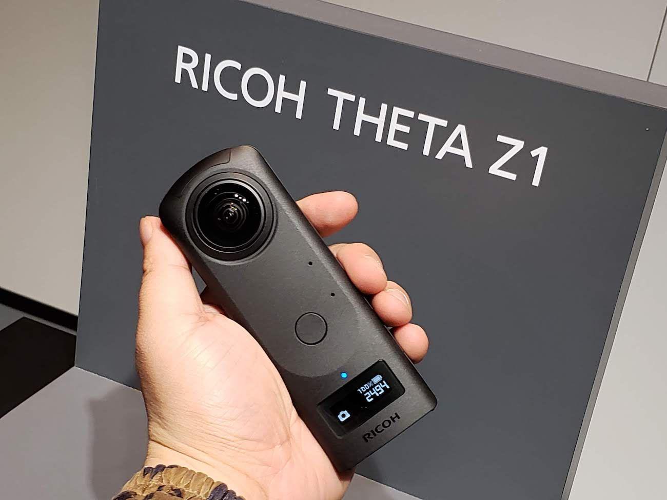 Ricoh Theta Z1