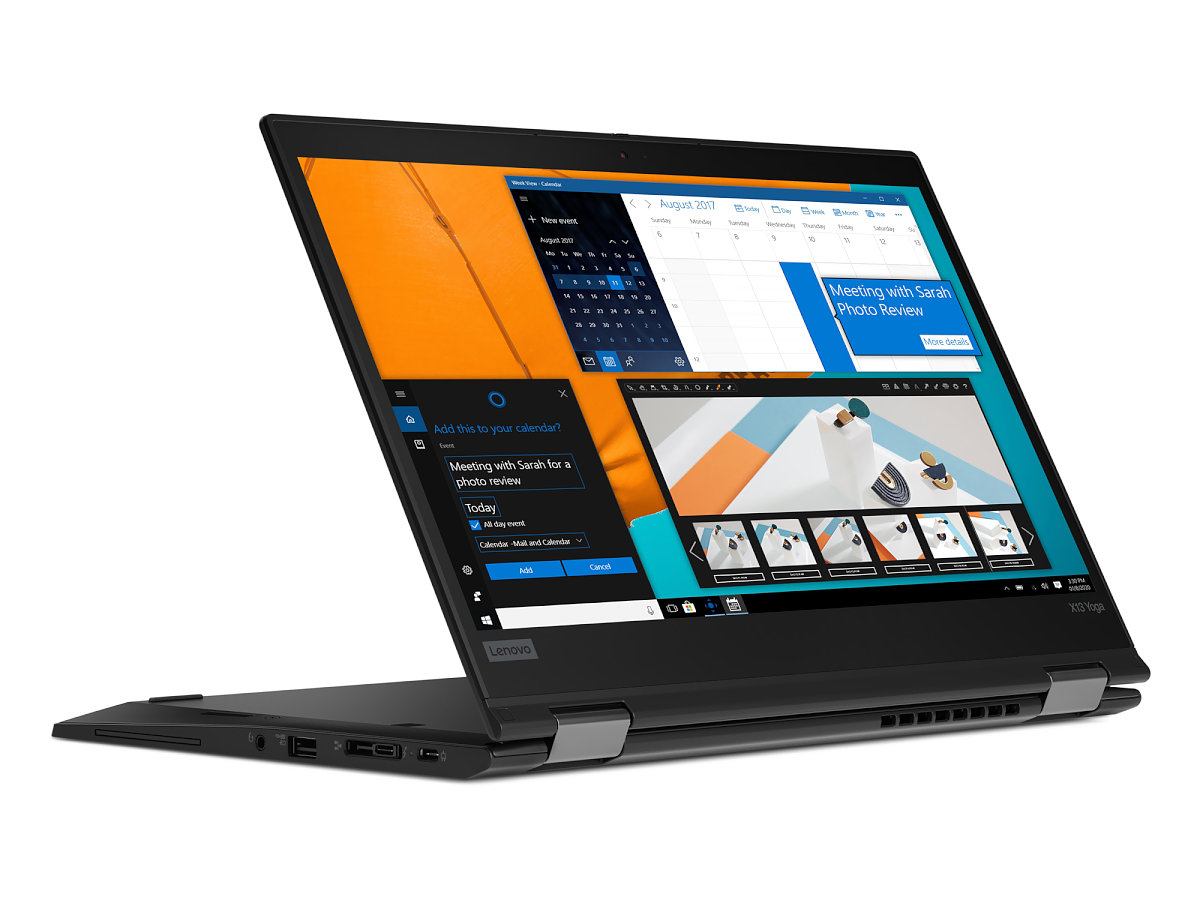ThinkPad X13 Yoga Gen 1