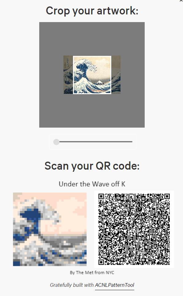 コード qr あつ 森