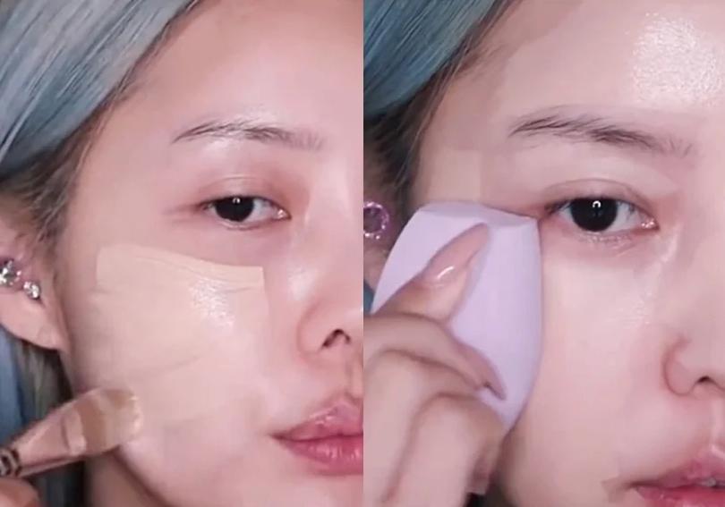 PONY解析不同「底妝工具」用法及妝感