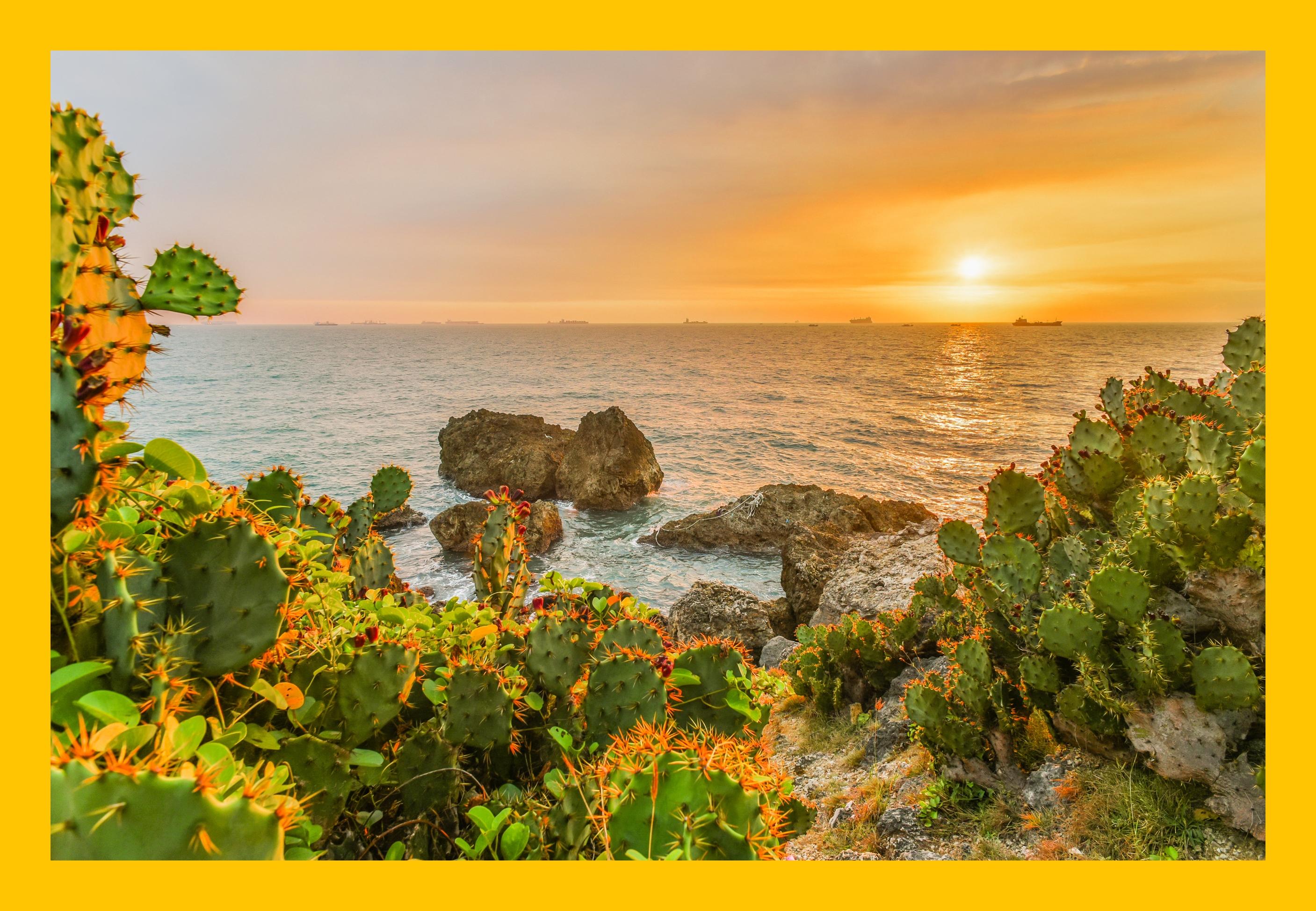 西子灣的夕陽也不能錯過(圖片提供/可樂旅遊)