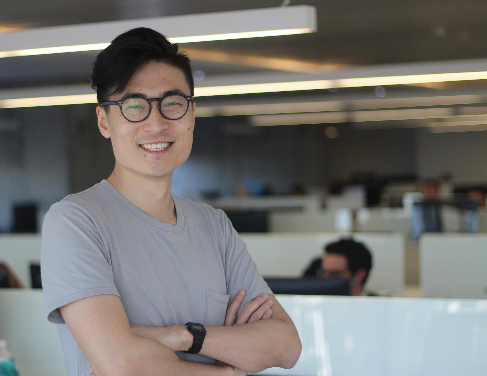 Xiaomi Steven Wang, General Manager of East Asia
