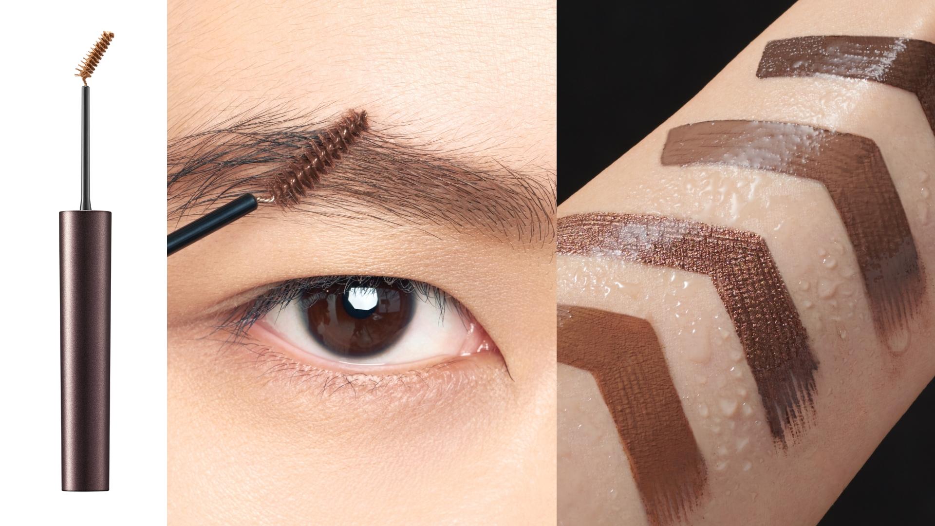 能創造出高度精準的眉型與毛流,帶來超越霧眉的3D立體毛流眉!同時強調防水抗汗、耐磨擦,即使整天帶妝也不掉色!