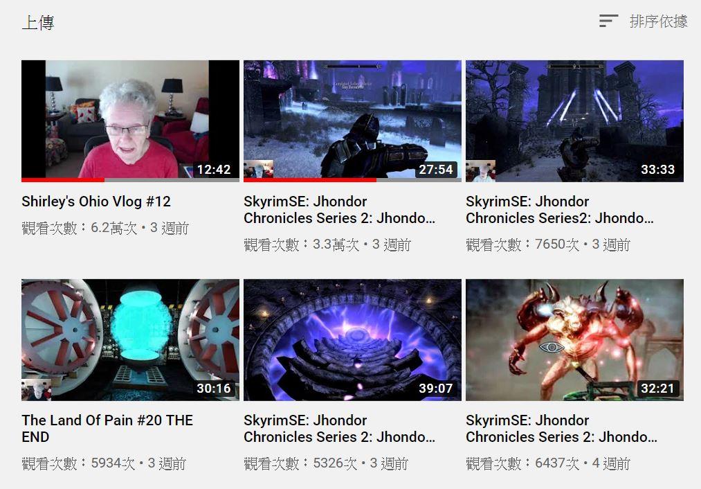 確實已經快一個月沒更新。(圖源:Youtube)