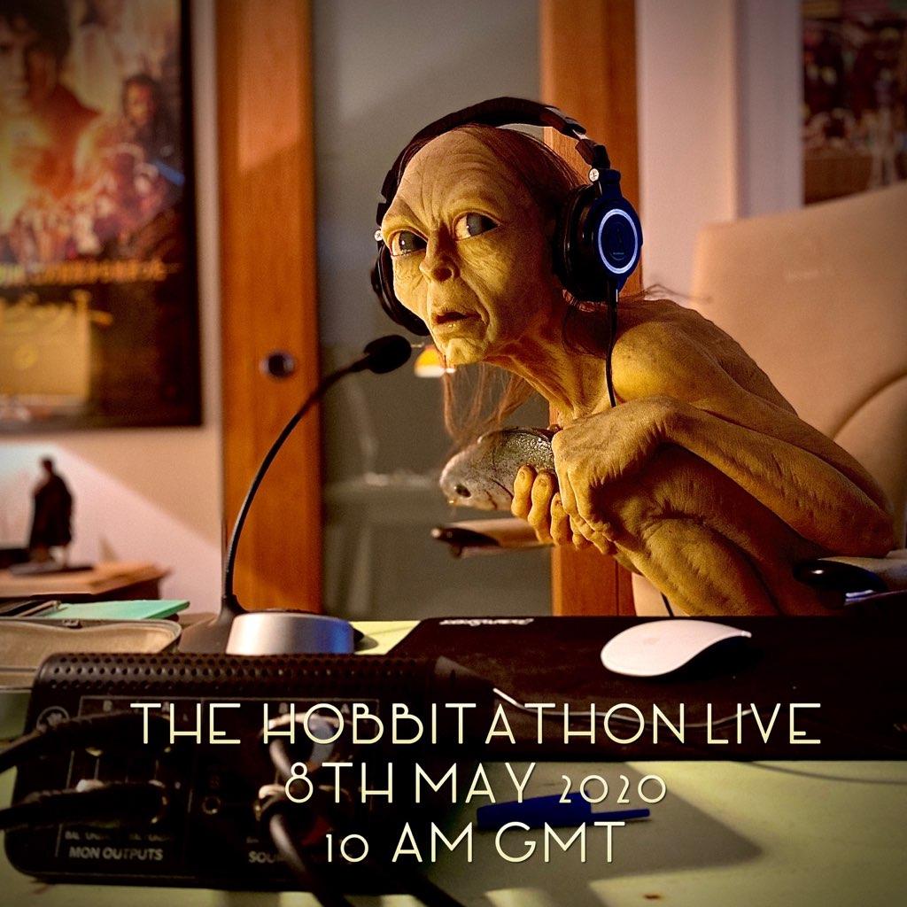 The Hobbitathon Live