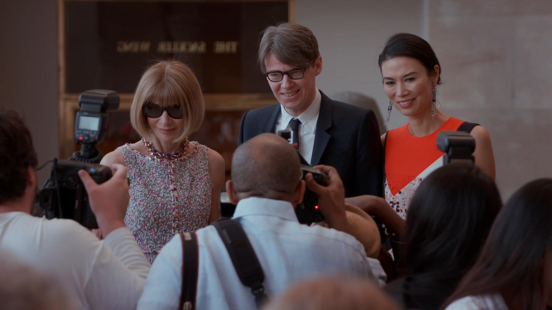 安娜溫圖(Anna Wintour)今年「時尚界奧斯卡」慈善晚宴Met Gala因疫情取消