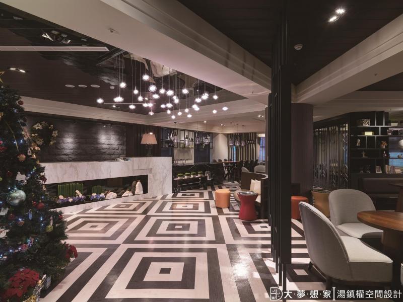 湯鎮權空間設計湯鎮權設計師授權提供/大夢想家