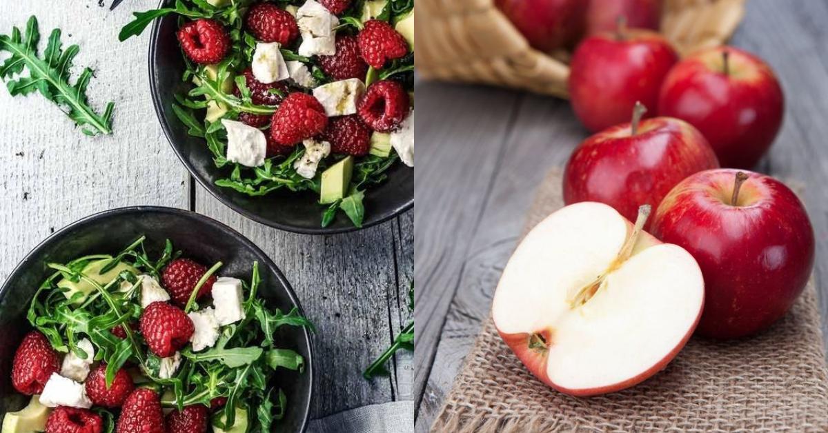 高纖低熱量水果既能帶給妳飽足感,也能促進新陳代謝,不過要謹記,第一天絕對要遠離香蕉!