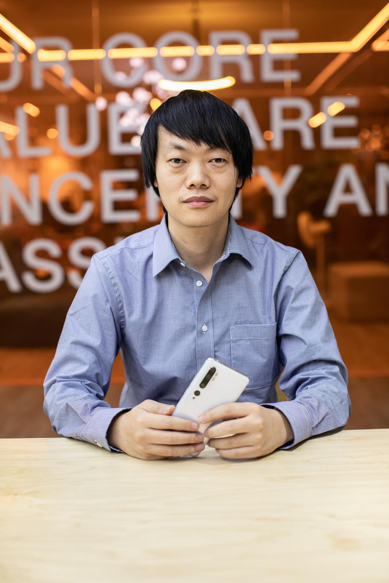 Xiaomi Zhiyuan Zang, Deputy General Manager East Asia