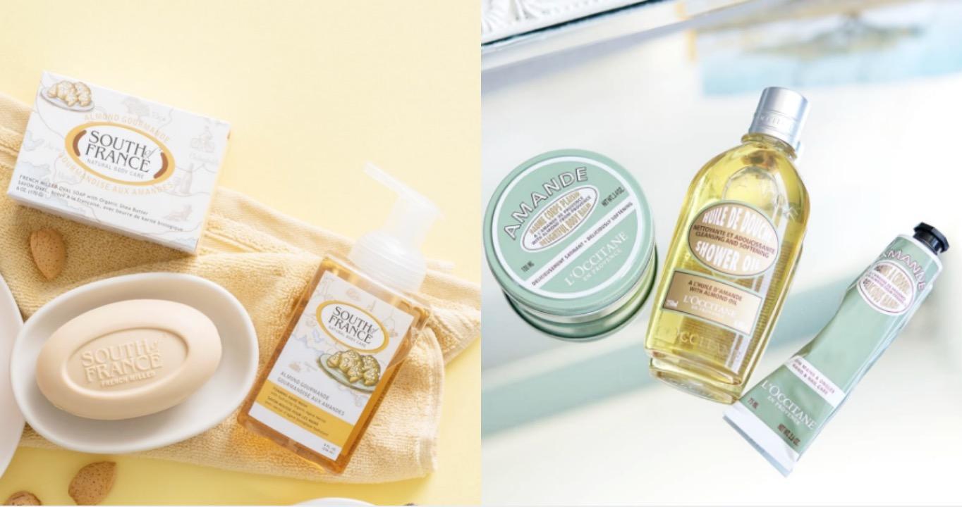 讓人秒愛上洗澡的8個沐浴品!洗掉夏季汗臭味、身體肌膚變得超好摸