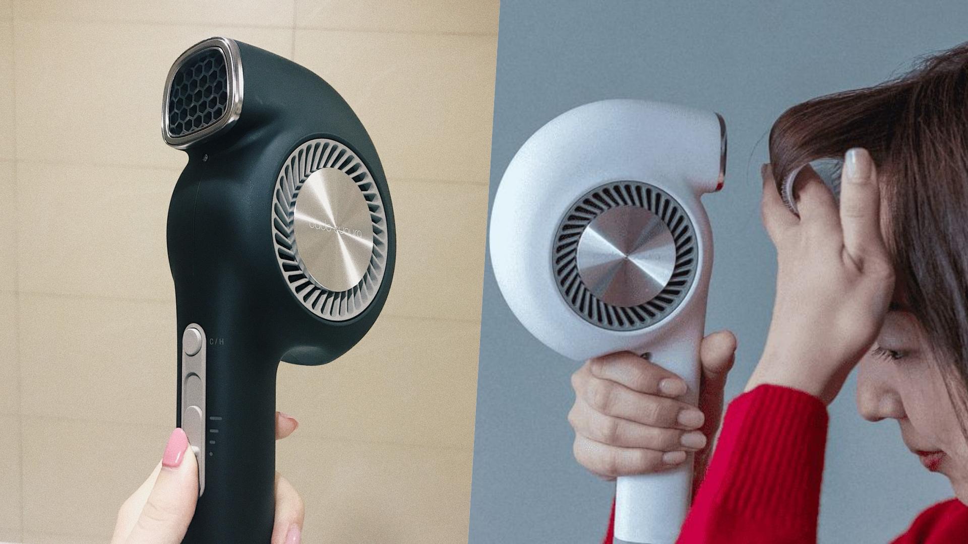 使用三重水潤技術,將風質、風量、風溫都達到最佳狀態,能夠快速吹乾頭髮卻不傷害髮質。CADO cuaura BD-E1 無風筒吹風機