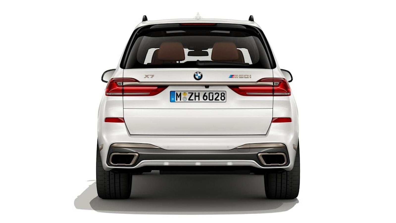 圖/Alpina XB7將以BMW X7 M50i為原型設計成更高階的LSUV,動力輸出有機會提高到600hp/81.6kgm。