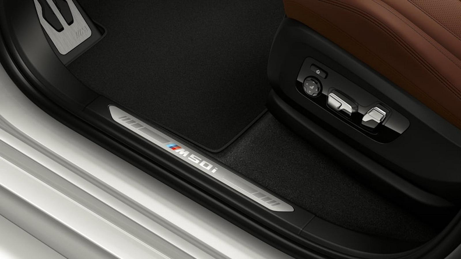 圖/至於內部設計,Alpina XB7只會針對內飾進行簡單調整,數位儀表板則會重新設計過。