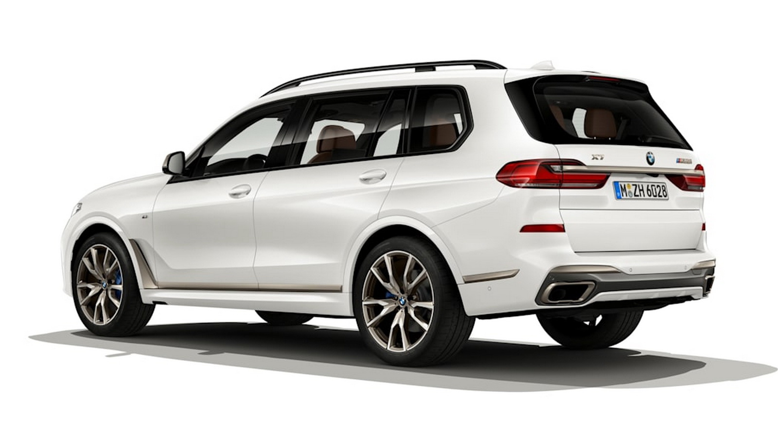 圖/Alpina擅於以BMW旗下車型為基礎打造成全新車款,去年就在路上被補捉到以X7為基礎的偽裝車,如今要推出全新XB7。