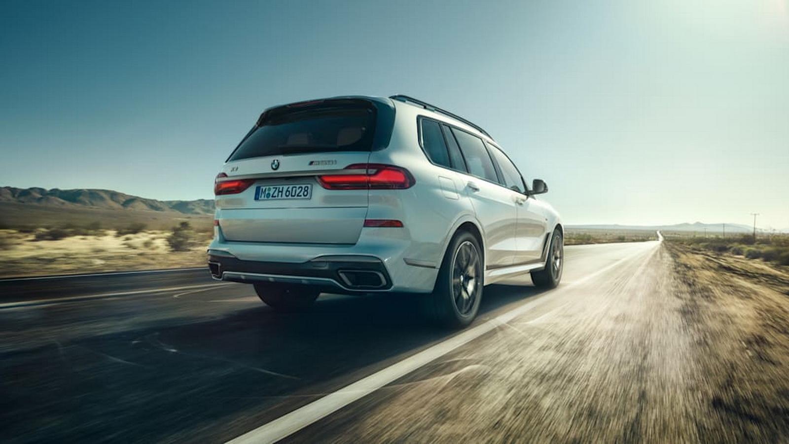 圖/BMW X7 M50i變身XB7 ,獨立車廠Alpina最新力作下周亮相。