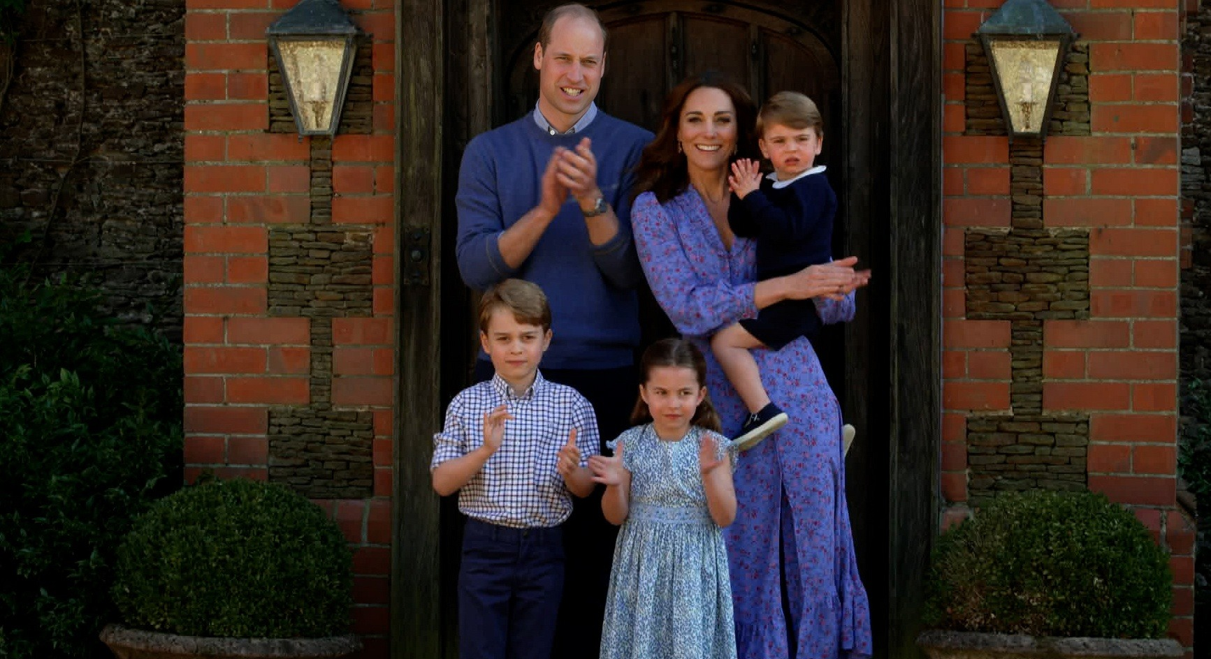 """The Duke of Cambridge said he found becoming a father """"overwhelming"""" at times (Getty Images)"""