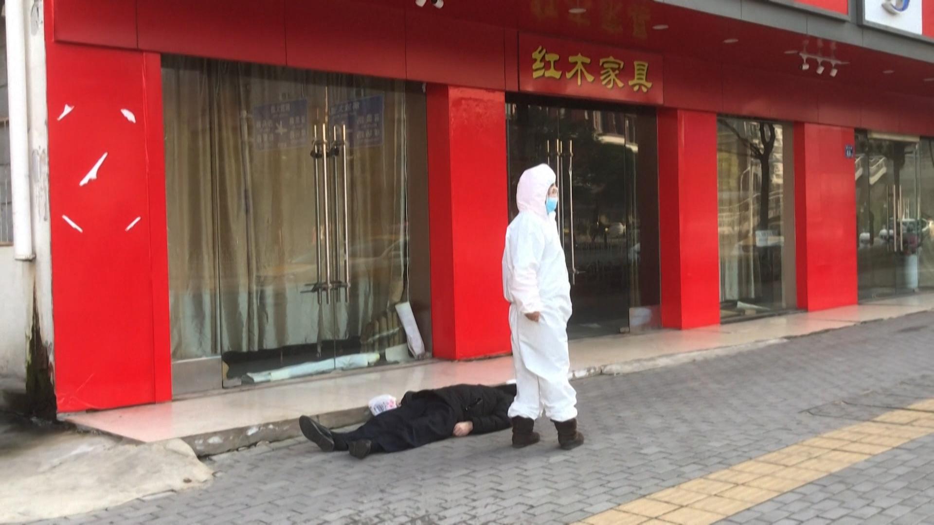 擴散前夕:武漢封城實錄